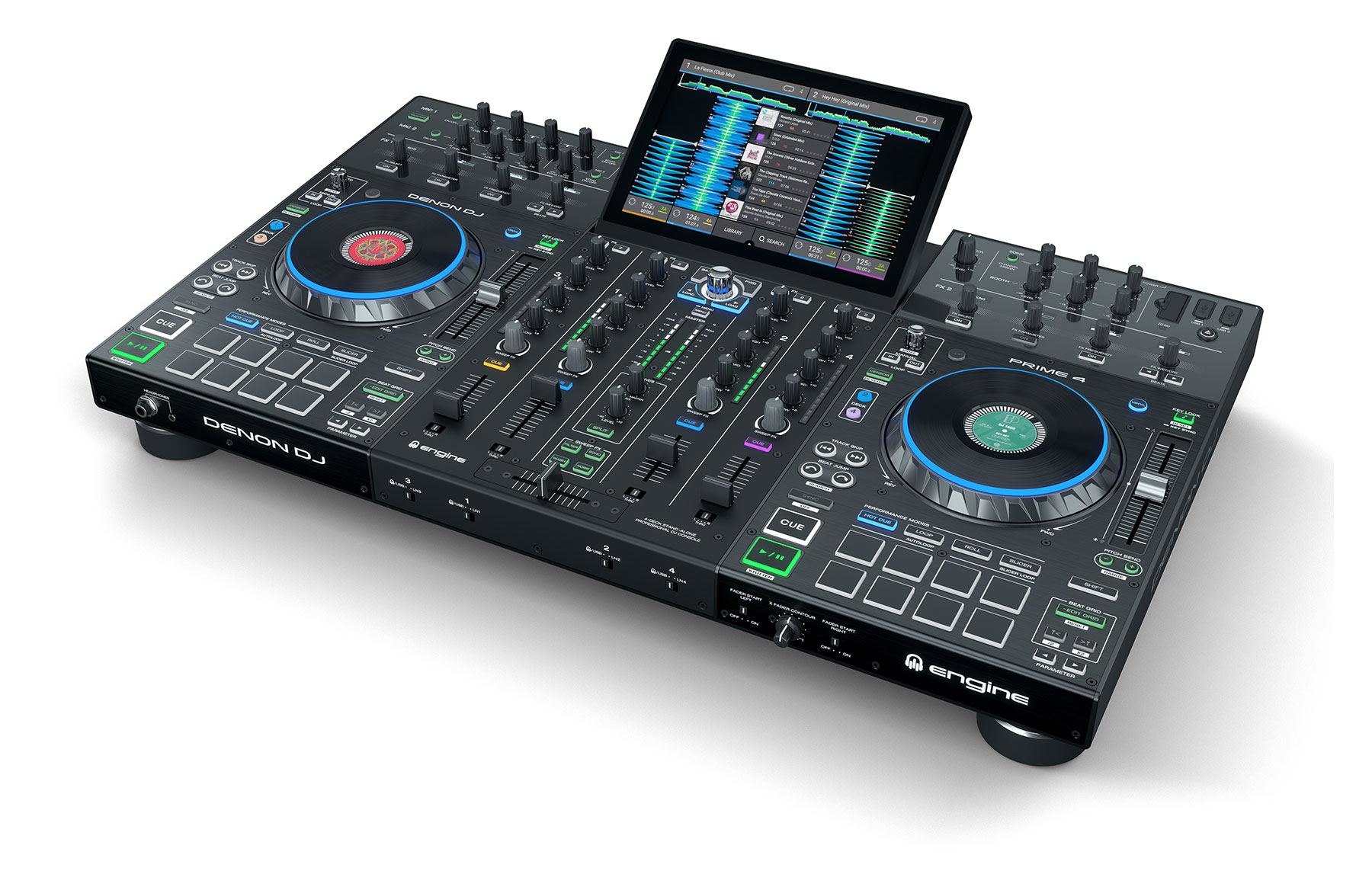 Denon Prime 4, The Ultimate DJ solution ? | Phase One