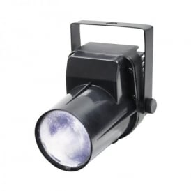 3W LED Pinspot (Black Housing)