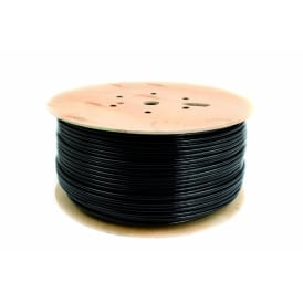 3x 1.0 MM HO5 PVC Flex 100 Meters Black