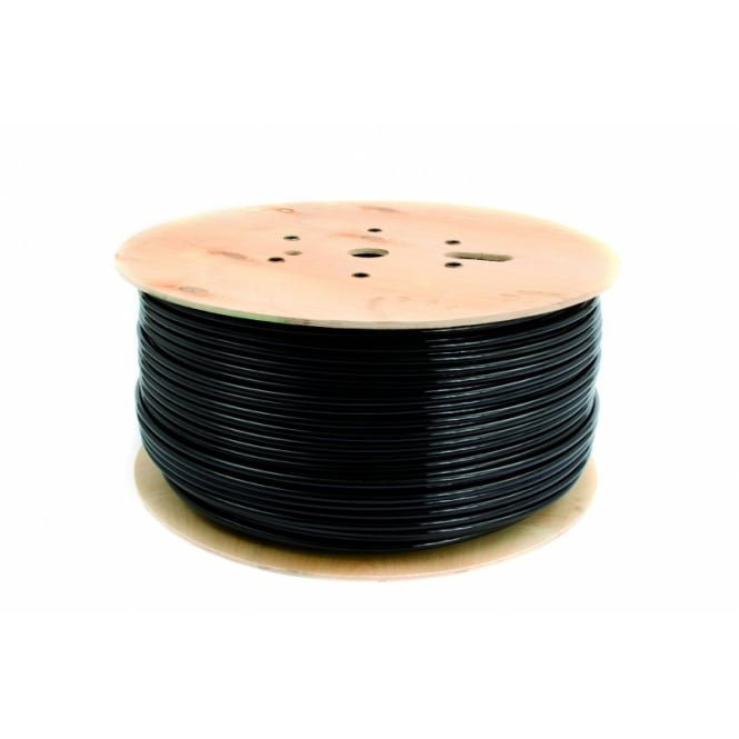 Cleveland Cable Company 3x 2.5 MM HO5 PVC Flex 100 Meters BLACK