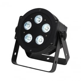 5P Hex Led par can