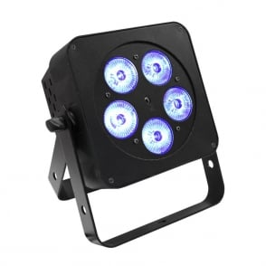 5Q5 LED Uplighter 5 x 5watt Quad LEDs