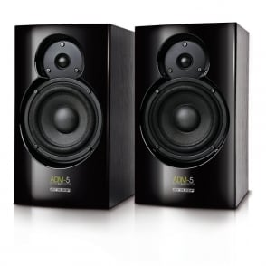 ADM-5 pair of active DJ monitors