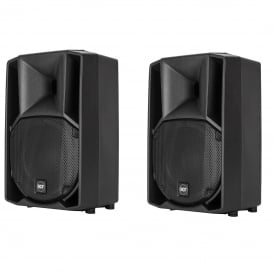 ART 710-A MK4 ACTIVE TWO-WAY SPEAKER PAIR Bundle