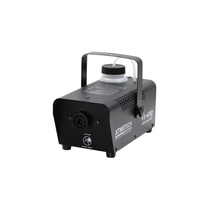 Equinox Atmotech VS 400 Smoke Fog Machine With FREE Fluid Halloween DJ Disco Party