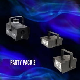 Atmotech VS-400 Smoke Machine Halloween PARTY PACK 1