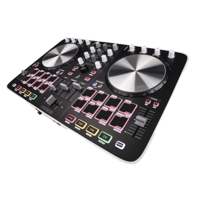Reloop Beatmix 2 2-channel Pad Controller for Serato
