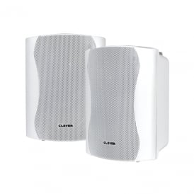 BGS 25 White 8 Ohm Speakers (Pair)