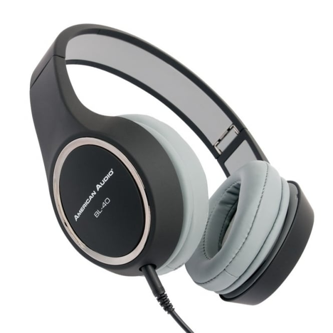 American Audio BL-40 Professional Headphones