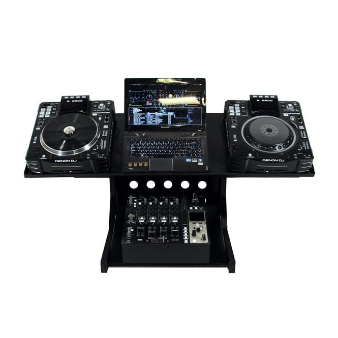 NovoPro CDJ WS1 Workstation with free covers