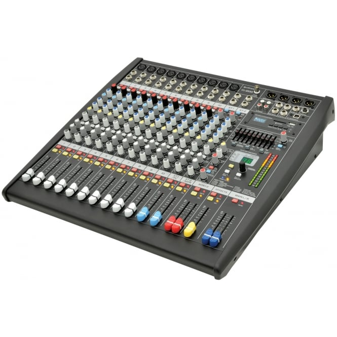 Citronic CL1200 12 channel mixing console