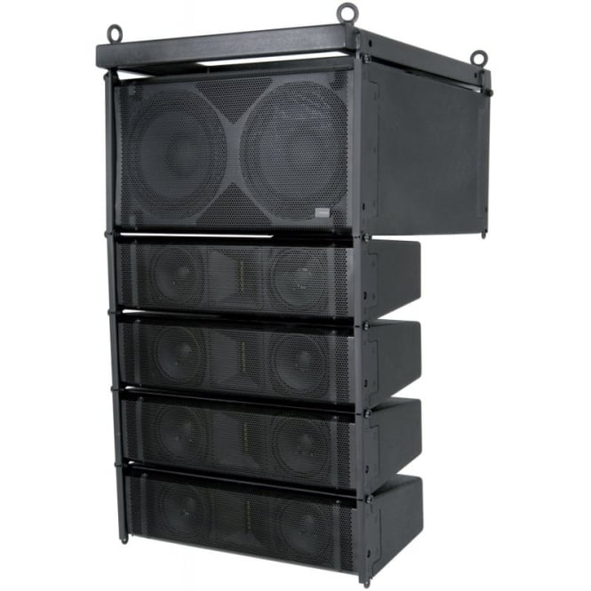 Citronic CLA-300 ACTIVE LINE ARRAY SPEAKER SYSTEM - 300W + 300W RMS