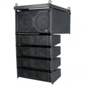 CLA-300 ACTIVE LINE ARRAY SPEAKER SYSTEM - 300W + 300W RMS