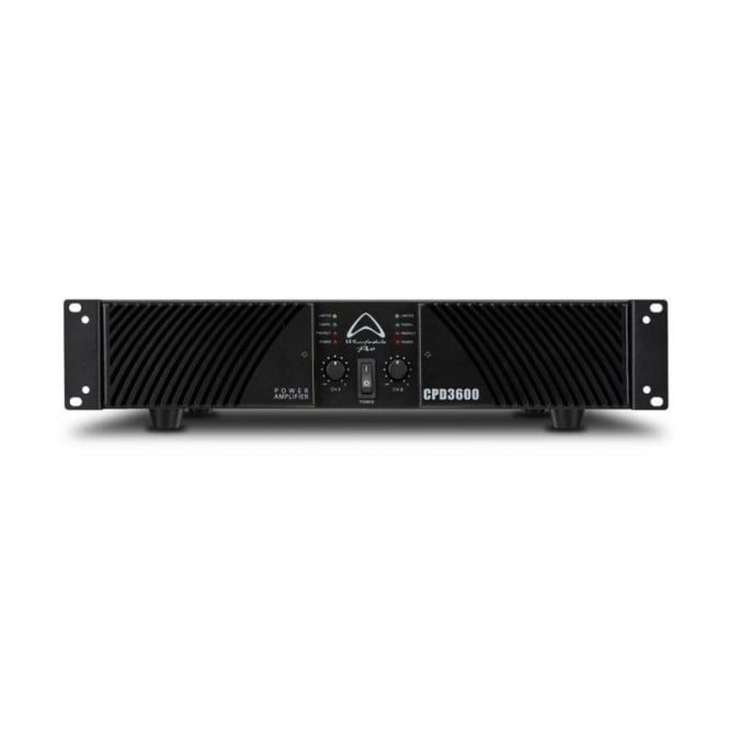 Wharfedale Pro CPD 3600 Professional Power Amplifier