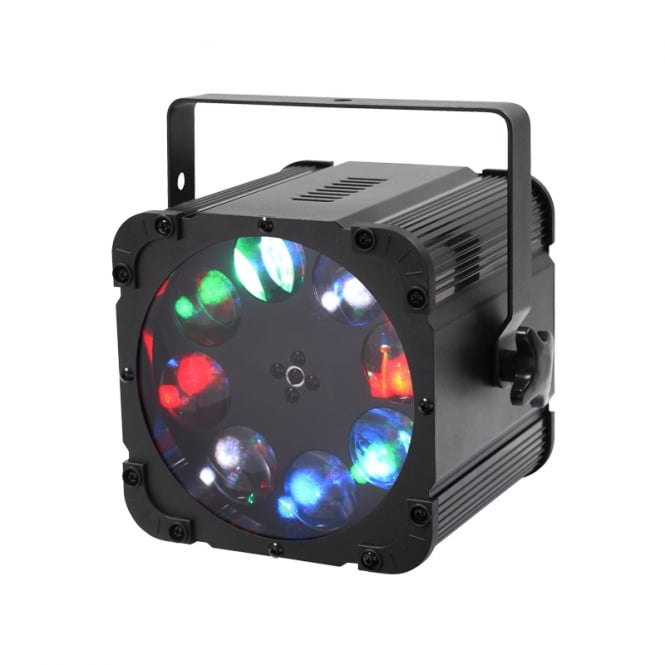Equinox Crossfire XP 80watt LED DMX Moon Flower Gobo lighting Effect