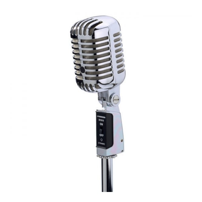 LD Systems D 1010 - Dynamic Vocal Microphone Memphis Style