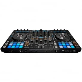 DDJ-RX Share 4-channel rekordbox dj controller with performance pads