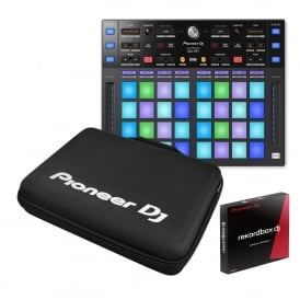 DDJ-XP1 DJ Controller with Performance Pads for Rekordbox DJ & Bag Bundle