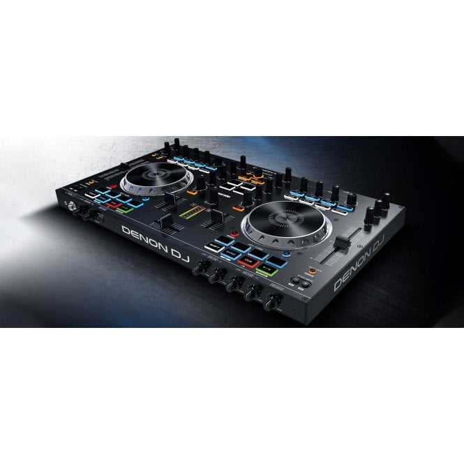 MC4000 Premium 2-Channel DJ Controller