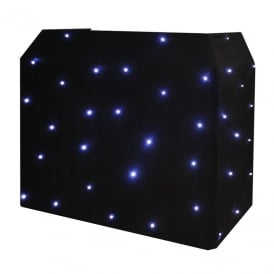 DJ Booth LED Starcloth (cloth only)