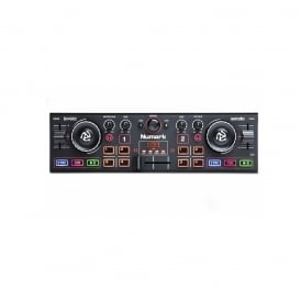 DJ2GO2 Pocket DJ Controller with Audio Interface