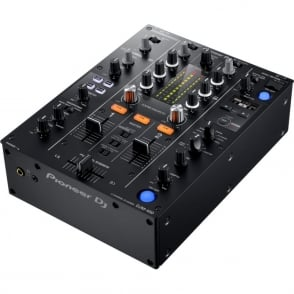 DJM-450 2-Channel Mixer with Sound Colour FX and Beat FX with Parameter Control