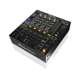 DJM 850 K four channel effects mixer with soundcard