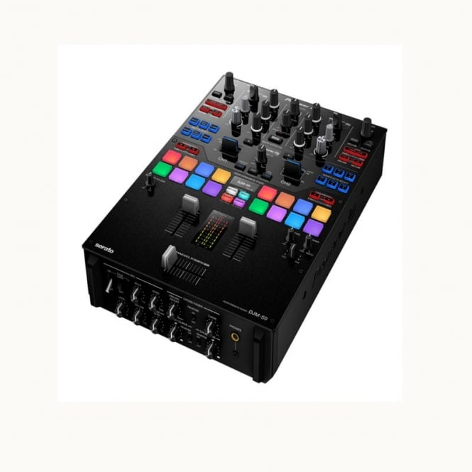 Pioneer DJ DJM-S9 two-channel mixer for Serato DJ