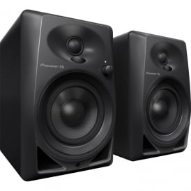 DM-40 Share 4-inch compact active monitor speaker PAIR