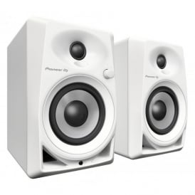 DM-­40-­W desktop monitor speakers