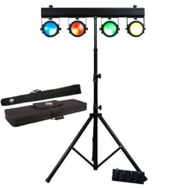 Dotz TPar system Led stage lighting