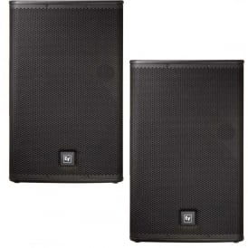 ELX115P Live X 15 inch powered speaker Pair