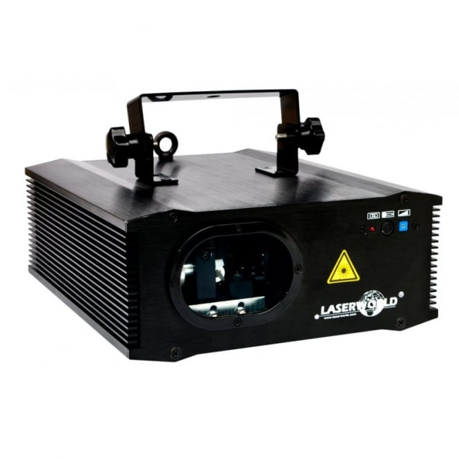 Laserworld ES-400 RGB dmx multi colour laser