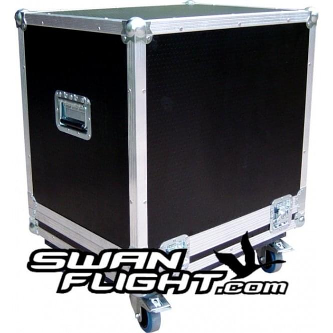 Swan Flight Cases FBT SUBLine 112SA Bass Speaker Flightcase