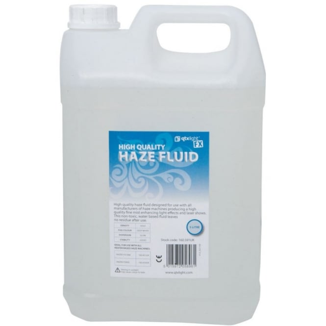 Phase One Fluid 5Lt haze Light Fluid