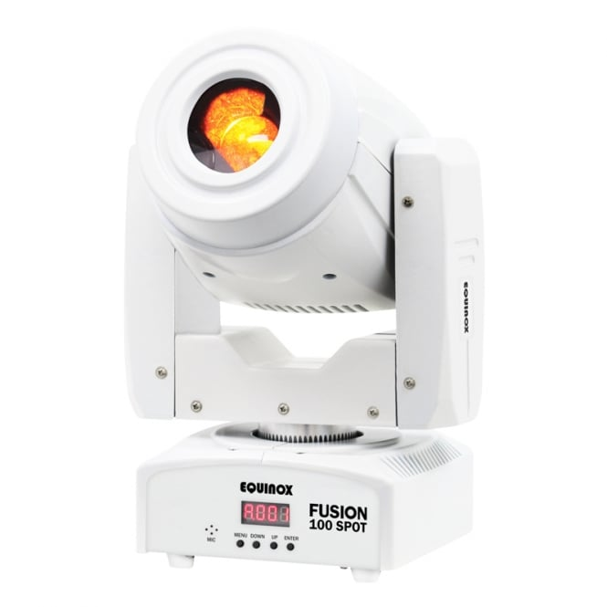 Equinox Fusion 100 Spot (White Housing)