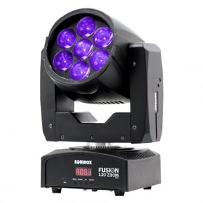 Fusion 120 Zoom MKII moving wash head