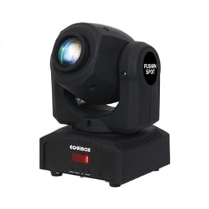 Fusion Spot MKII dmx LED moving head with gobos