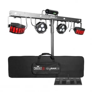 GigBar 2 4-in-1 includes UV Lighting System