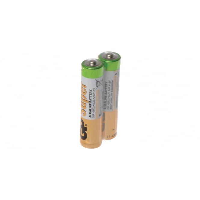 GP Batteries GP Alkaline Batteries Bulk Pack AAA