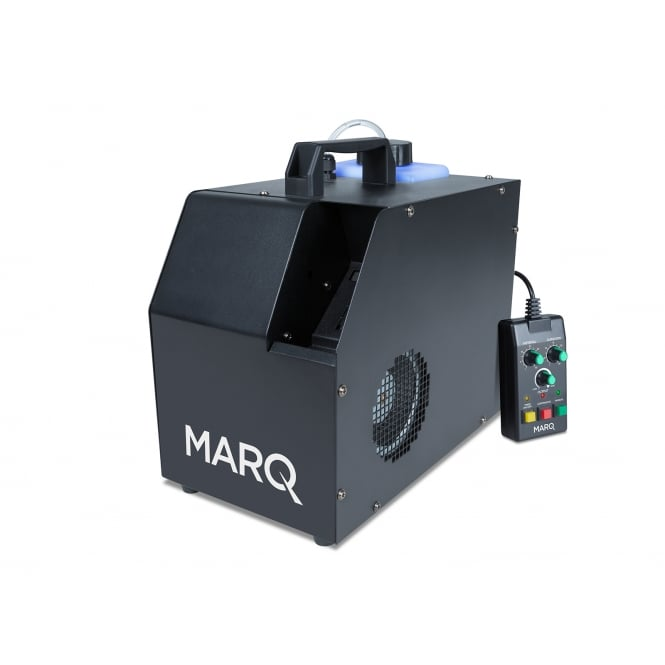 Marq Lighting Haze 800 DMX Haze Machine with Advanced Programming, Selectable Output & Wired Remote Control