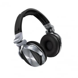 HDJ-1500 Headphone in Silver