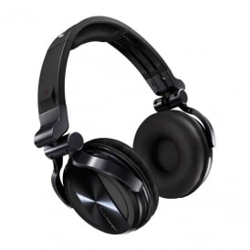 HDJ-1500 Headphones in Black