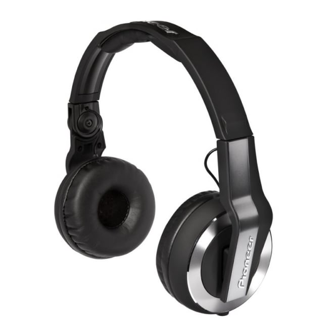 Pioneer DJ Hdj 500 Black Dj Headphones
