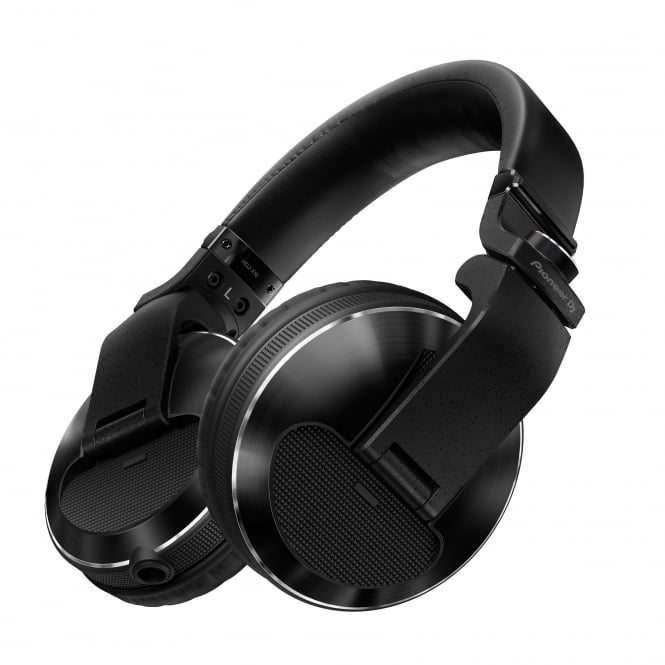 Pioneer DJ HDJ-X10 Share Flagship professional over-ear DJ headphones (black) with 2yr warranty