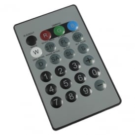 I.R. Remote For LEDJ Quad Colour Fixtures