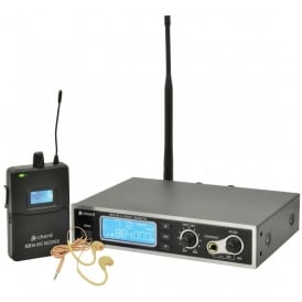 IEM16 UHF IN-EAR MONITORING SYSTEM