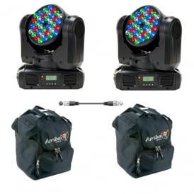 Inno Color Beam Led Moving Head Bundle