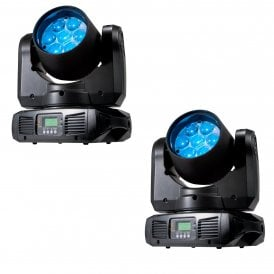 Inno Color Beam Z7 led moving head PAIR