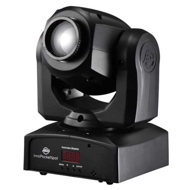 American DJ Inno Pocket Spot 12 watt cree led moving head